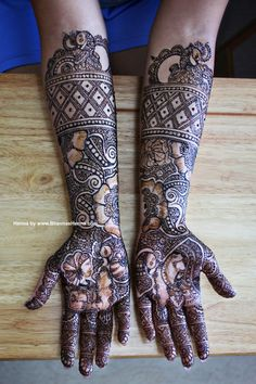 Mehndi Maharani Finalist: Bhavna's Henna And Arts http://maharaniweddings.com/gallery/photo/26967