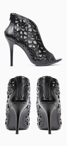 - inspiration for SexyMuse.com - Isabel Cut Out Bootie