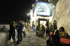 Venta el Gallo, Flamenco en las Cuevas del Sacromonte