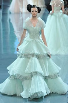 John Galliano for Christian Dior Fall Winter 2008 Haute Couture