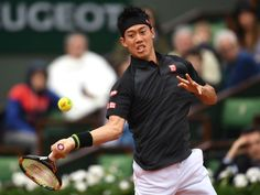 Result: Kei Nishikori powers into last eight at Indian Wells with straight-sets win