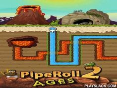 "PipeRoll 2 Ages  Android Game - playslack.com , PipeRoll 2 Ages - a funny and interesting passageway. It will please all devices of games of ""Plumber"" kind. You need to connect tubes so that fluid could talk on them. The game considerably differs from the similarities. As soon as stage begins water starts moving  at once. And even if it reaches the extremity of the gossip before it is built, any sphere won't be moved  and the stage won't extremity. It means that water can flow in activities…"
