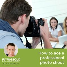 How to ace a professional photo shoot They say a picture tells a thousand words and this has never been truer than now: the era of smartphones and visual content on social media.