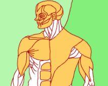 Juega a identificar partes del cuerpo humano en los juegos de preguntas de ciencias naturales.