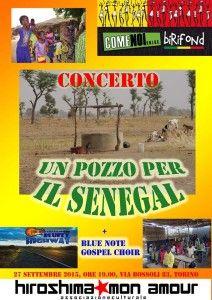 Un pozzo per il Senegal, Come Noi Onlus