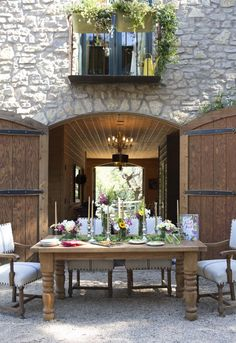 DIY Al Fresco Entertaining, Featuring Erin Gleeson from The Forest Feast #nousDECOR