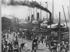Cidade Velha de Xangai retratada em 1880