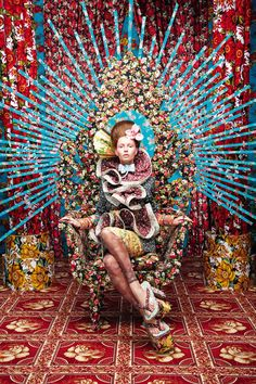 Quite detailed fashion photography