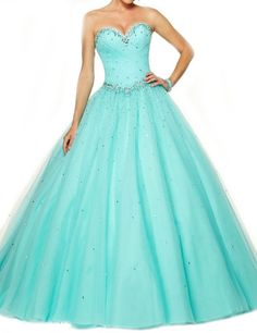 Cdress Crystal Beads Sweetheart Quinceanera Prom Dresses Tulle Party Formal Gowns US 14. Fabric:Tulle material. Custom made process (from the date we receive your payment and measurements) will take about 10-15 days.The the delivery time DHL or UPS is about 4-5 days,the USPS is about 10-15 days ,so please choose the best shipping way by yourself. Notice:Please Select the Size According to Our Size Chart Image on the Top Left . Please Choose right style, size and color.For accurate...