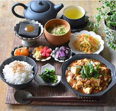 Japanese Lunch Box, Japanese Food, Asian Recipes, Ethnic Recipes, Food Plating, Chinese Food, Food And Drink, Veggies, Favorite Recipes