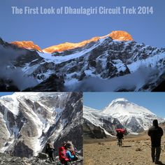 The First Look of Dhaulagiri Circuit Trek 2014  Dream Wanderlust recently ventured on a trekking expedition around Mt. Dhaulagiri in Nepal on 2nd October, 2014. The team started the trek from Beni village, Nepal and ended at the village of Marpha via French col, Hidden Valley and Thapa Pass. The team is proud to announce that the trek was quite successful and all members reached safely at Pokra on 13th October, surviving the sudden avalanche breakdown in Nepal by a whisker.
