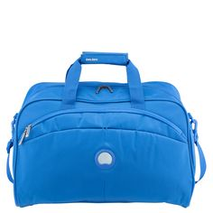 DELSEY - U-LITE carry-on duffle bag #gift #blue #trip