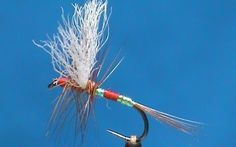 Fly Tying a Patriot Fly with Jim Misiura