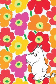 ウニッコ×ムーミン   完全無料画像検索のプリ画像 Moomin Wallpaper, Iphone Wallpaper, Moomin House, Moomin Valley, Tove Jansson, Notebook Covers, 25th Birthday, Little My, Cartoon Images