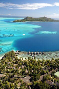 Bora Bora Lagoon | French Polynesia