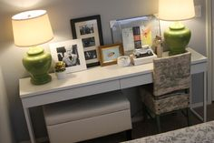 Ike's Besta Burs desk- A Happy Place Called Home - A Penny Saved...