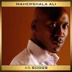It's official! Please welcome Mahershala Ali as 'Boggs' to the cast of The Hunger Games: Mockingjay Parts 1&2.