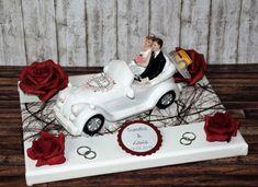Geldgeschenk zur Hochzeit *Auto*