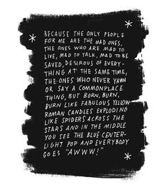 """But in his spare time, Paul is creating an illustrated An Artist Is Illustrating Every Page Of Jack Kerouac's """"On The Road"""" And It Is Totally Boss"""