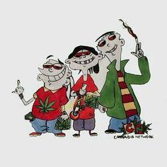 Cool dope weed marijuana cannabis cartoon pot high cartoon network ed edd n eddy joints smoke weed bake Arte Dope, Dope Art, Cartoon Art, Cartoon Characters, Du Dudu E Edu, Marijuana Art, Cannabis Oil, Medical Marijuana, Ed Edd N Eddy