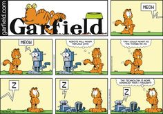 Garfield for 2/22/2015 | Garfield | Comics | ArcaMax Publishing