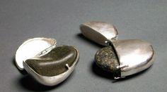 Sarah Flavin rock reliquaries rocks saved from childhood