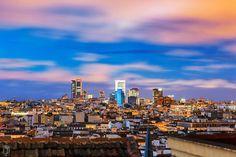 Los rascacielos de Madrid – Dominic Dähncke | Photography |
