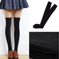 b79a16061 Sexy Warm Over Knee Tights Stockings Fashion Autumn
