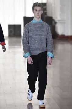 Gosha Rubchinskiy Fall 2017 Menswear Collection Photos - Vogue