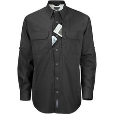 5.11 Tactical Shirt, Long-sleeve, Cotton, Men