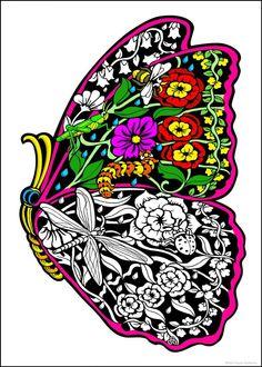 Doodle Art Posters   Doodle Photograph by Jan DeAngelis ...