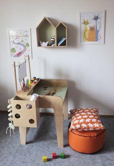 Stolik dla dzieci GapT1 www.lapgap.pl