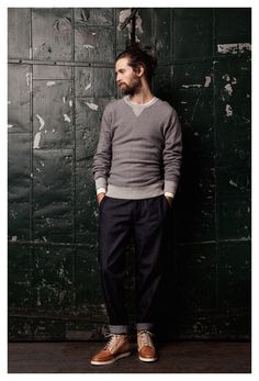 First Look | Justin Passmore by Chiun-Kai Shih for J Shoes Fall/Winter 2012 Campaign