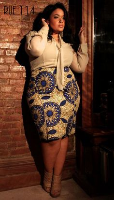 Popular Black Fashion Designers African American plus size