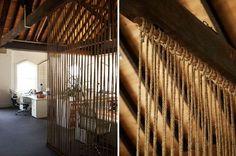 Descubre cómo colocar cuerdas divisorias para separar diferentes ambientes dentro de un mismo espacio. Ideas fáciles para decorar tu casa!