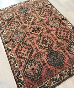 Persian rug by Loom + Kiln
