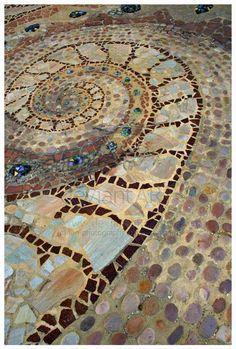 Fibanocci floor