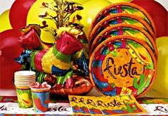mexican decorating ideas | Filed in: Mexican Party Decorations