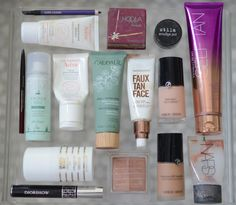The Beauty Products I Always Run Out Of (And Rebuy). Bronze skin addicts anonymous.