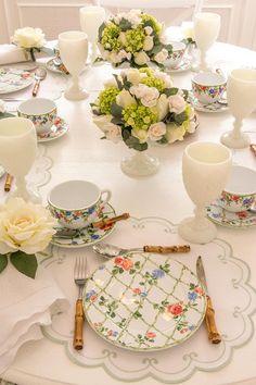 Mesa Posta. Café da Manhã. Brunch. Tableware. Set Table. Decor. Made4Home. Imagem Lala Rudge