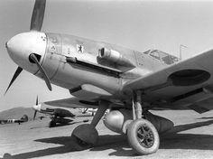 Messerschmitt Bf-109F-4