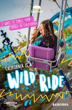 Ride thrill-seeking coasters, explore museums and discover ocean aquariums, there are thousands of family attractions in Kidifornia. Disneyland Trip, Disney Trips, Solo Travel, Travel Usa, Oh The Places You'll Go, Places To Travel, Road Trip, Usa Holidays, Adventures By Disney