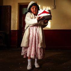 Uyuni, Bolivia La fête des écoliers