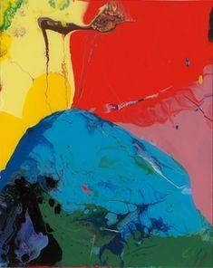 Sinbad » Microsites » Gerhard Richter  (On Glass Panels)