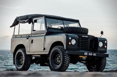 1972 Land Rover Series 3 Defender | HiConsumption