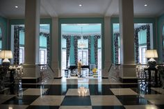 West Virginia: The Greenbrier  - HouseBeautiful.com