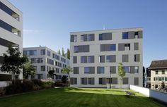 Gallery of Wohnanlage Ulmer / Dietrich   Untertrifaller Architekten - 4