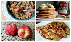healthy breakfast ideas and recipes
