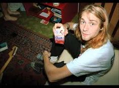 Image result for kurt cobain