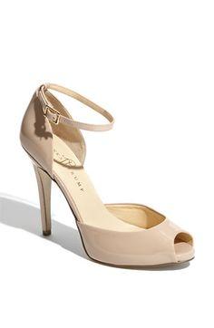 256e97d7d7031 Ivanka Trump  Bulbli  Pump available at  Nordstrom Bridesmaid Shoes